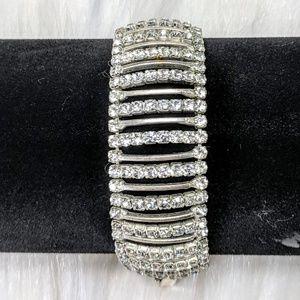 Jewelry - Statement Rhinestone Bracelet
